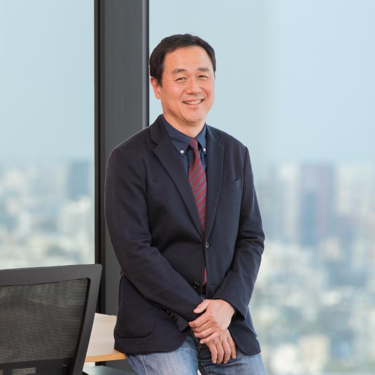 WeWork Japan 合同会社 最高経営責任者 (CEO) ジョニー ユー
