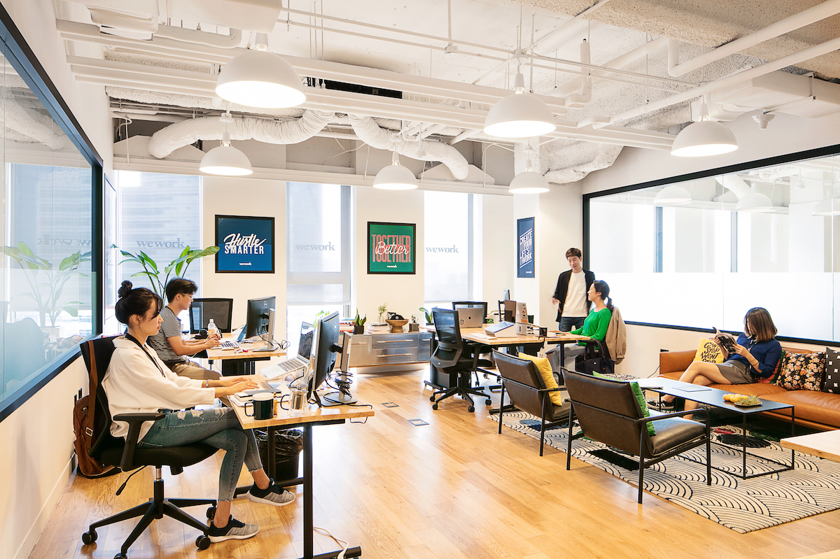 WeWork Privateoffice