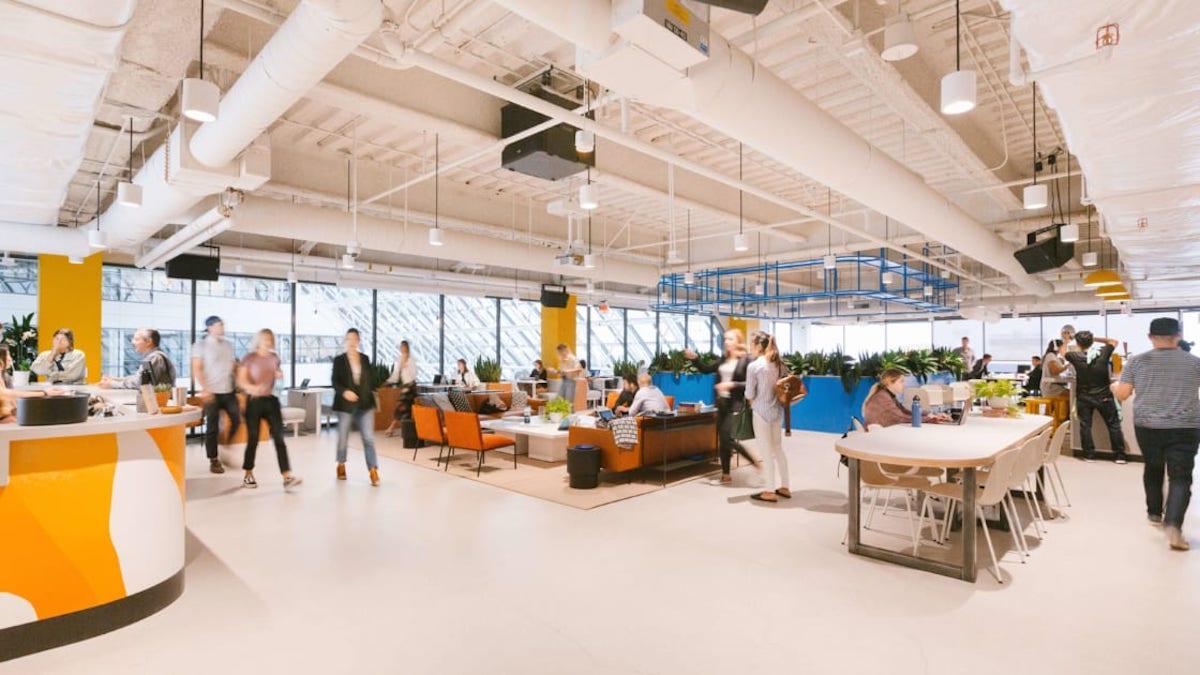 wework flexible office