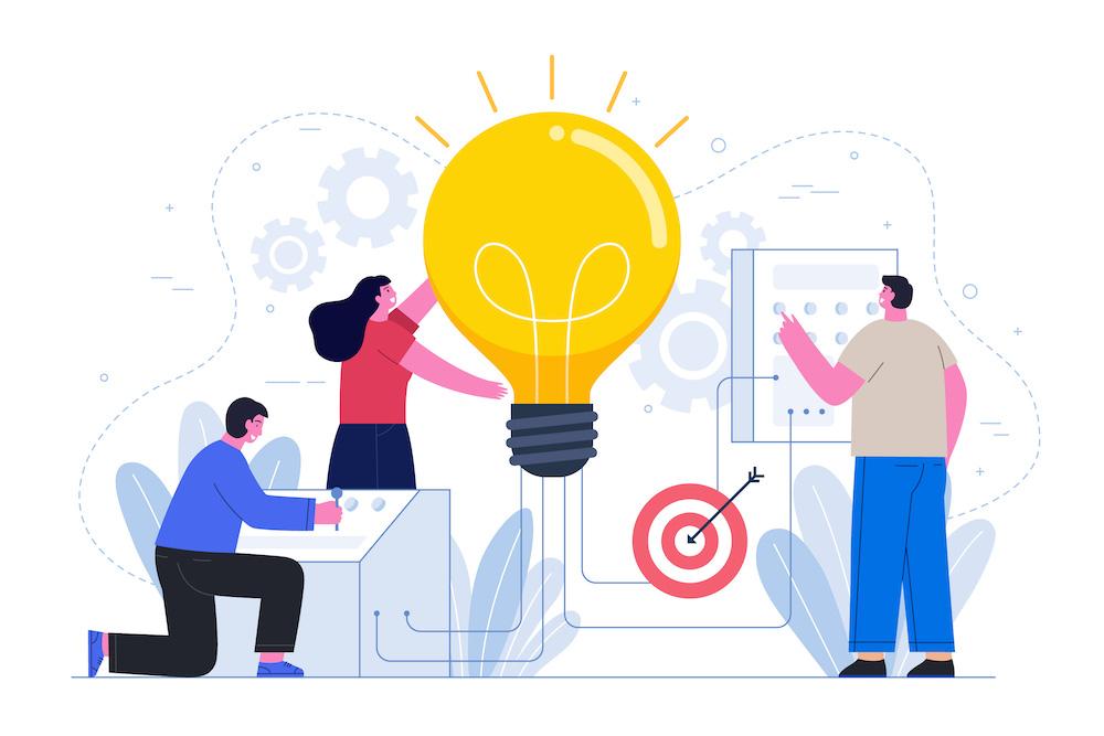 オープンイノベーション イメージ
