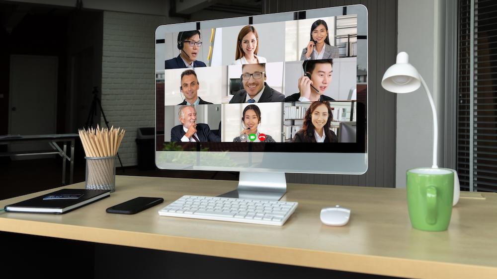 Web会議 イメージ