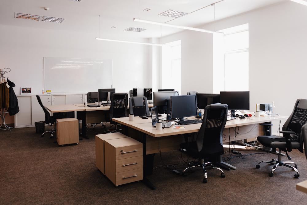 オフィス風景 イメージ