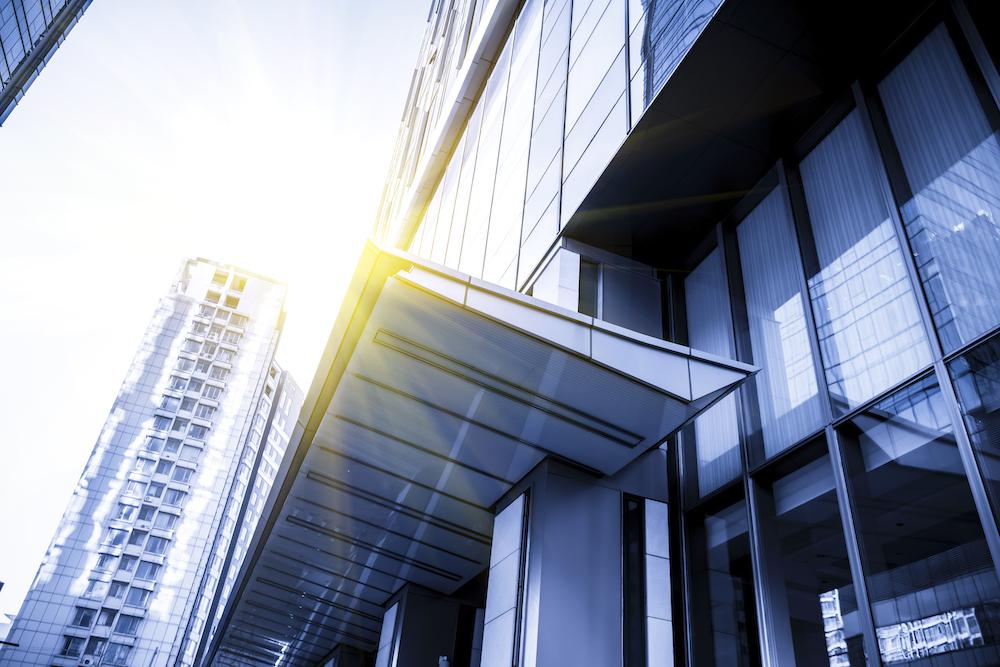 オフィスビル 外観 イメージ