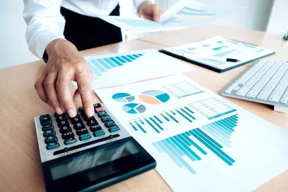 会計 テレワーク イメージ