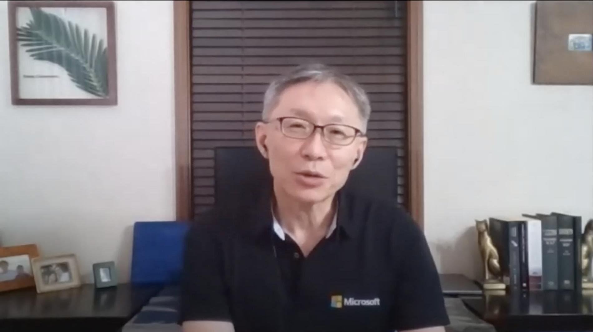 マイクロソフト 小柳津さん
