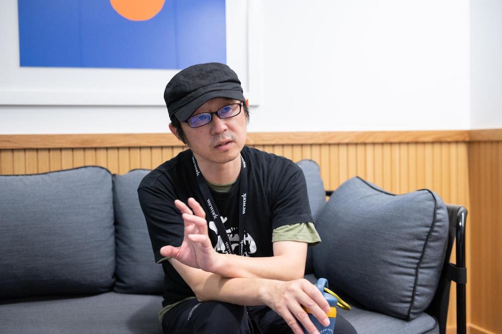 WeWork アンバサダー 創業メンバー 初海さん2