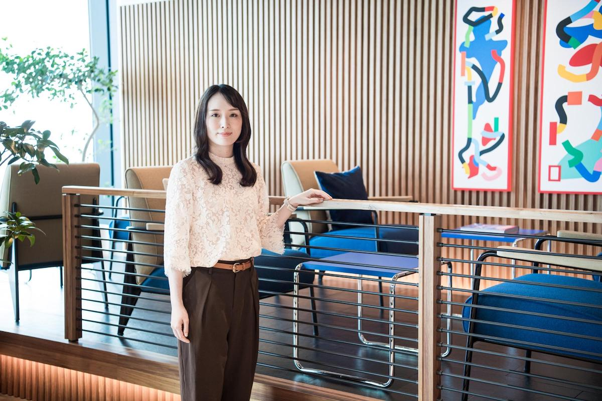 WeWork Japan コミュニティアンバサダー 創業メンバー: 塩澤 美咲さん