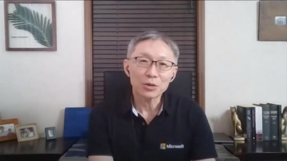 マイクロソフト 小柳津 篤さん