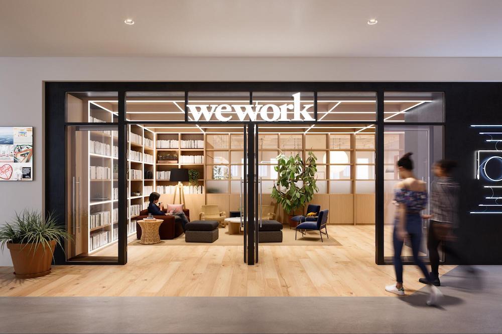 WeWork LINKS UMEDA