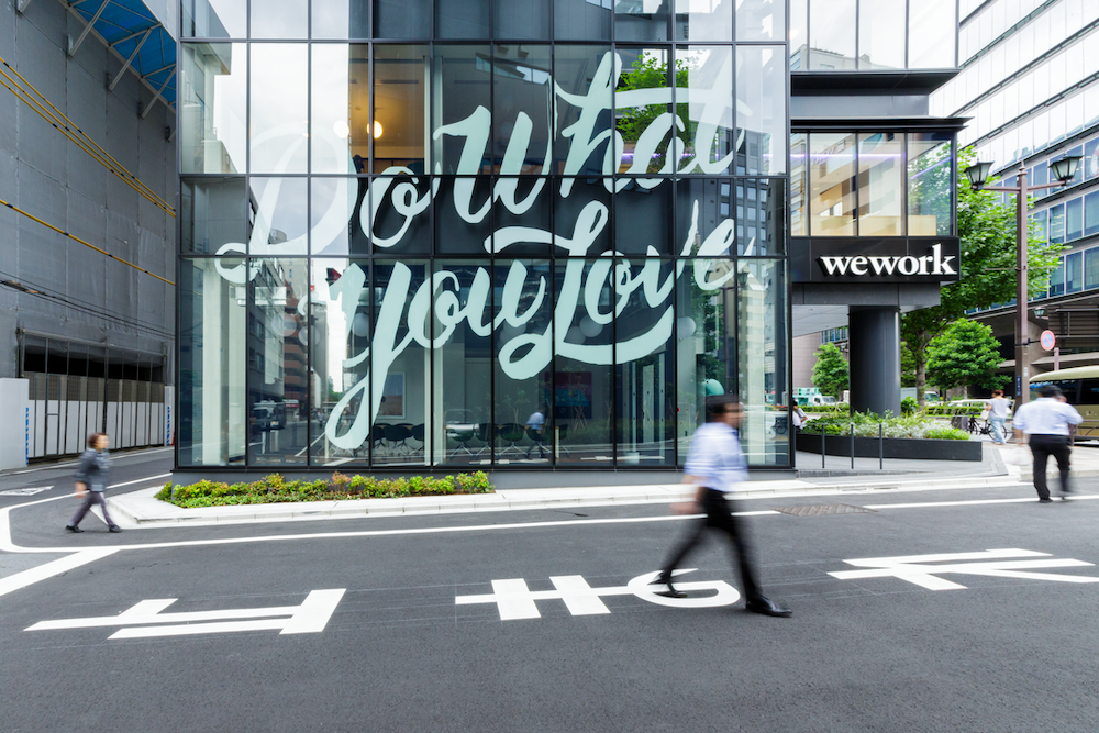 WeWork 半蔵門PREX North
