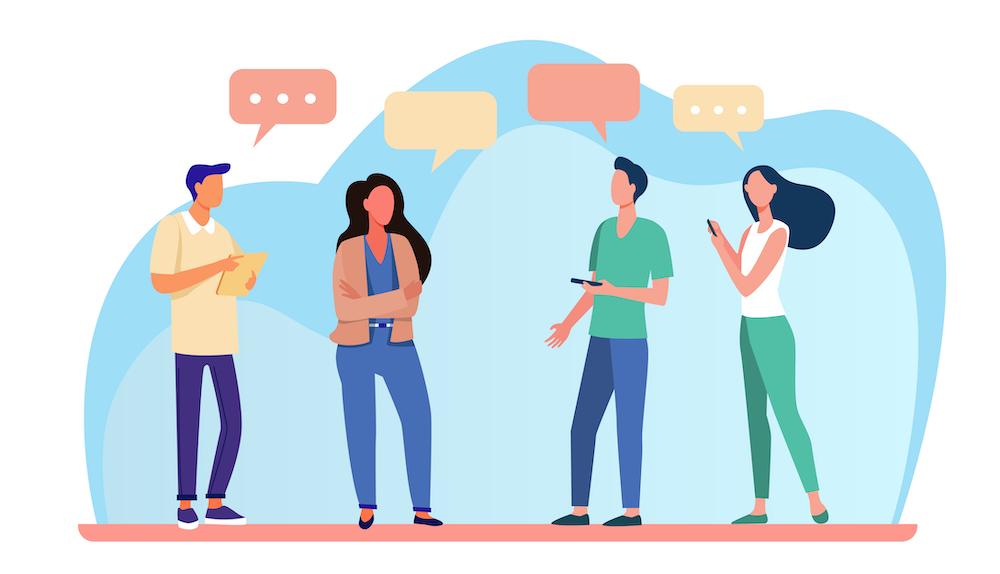 コミュニケーション イメージ