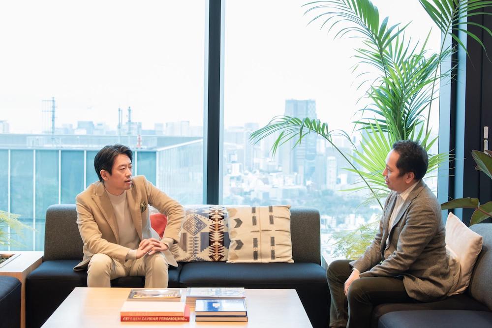 株式会社チェンジ 福留 大士さん 対談2